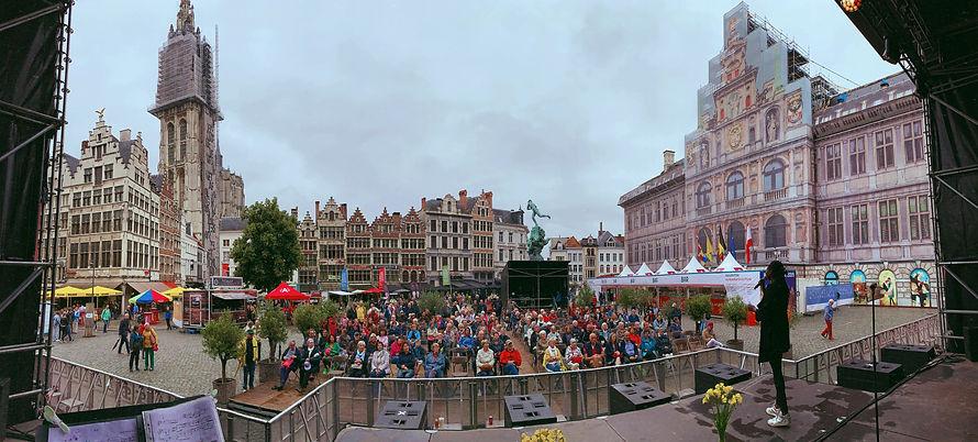Antwerpen, Bollekesfeest, Klassiek