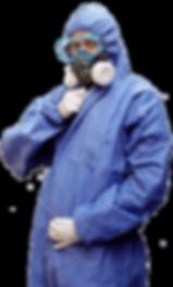 D'RACO'S CHEMICAL TECHNICIAN