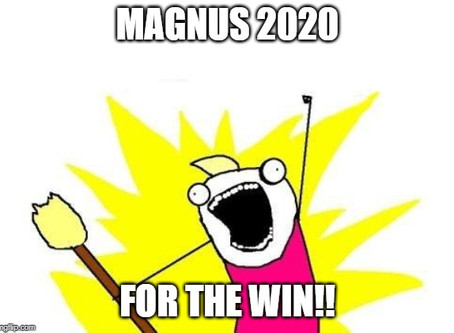 2020 - The Year of Magnus