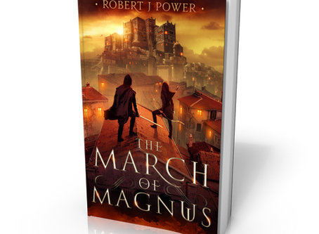 The March of Magnus is out NOW!