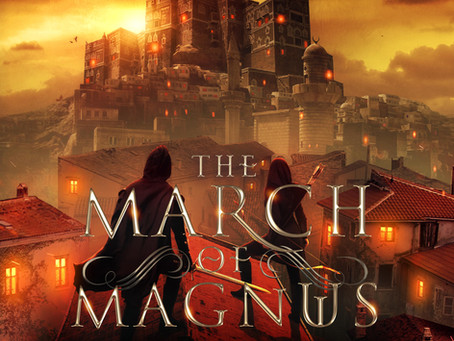 Magnus; now with surround sound...