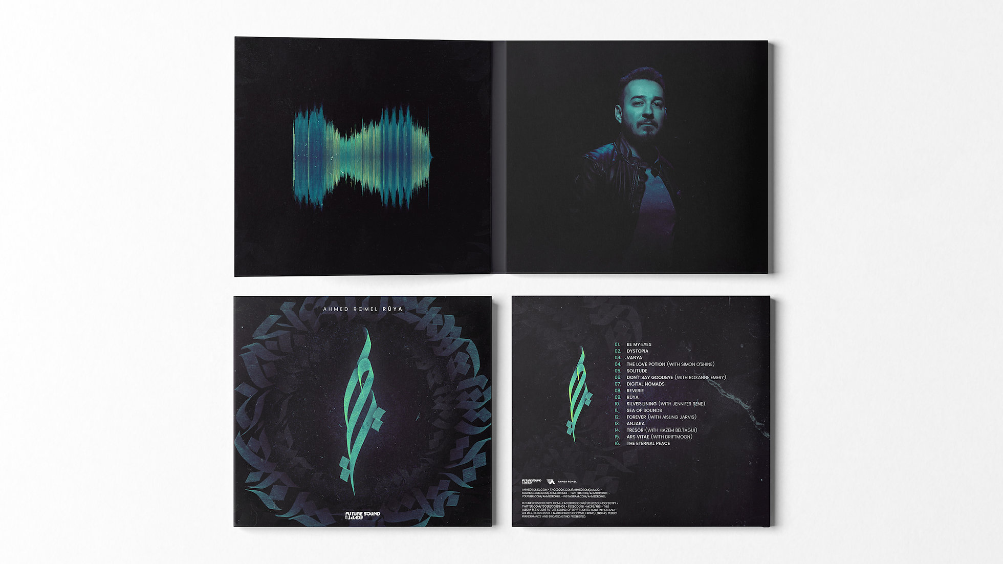 RÜYA (CD Album)