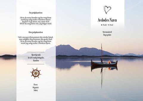 1126 Nordlandsbåt