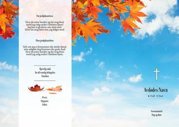 1163 Høstblader