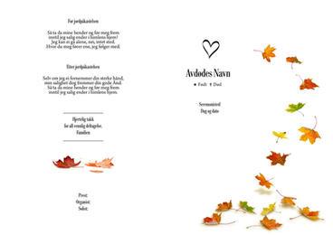 4165 Høstblader