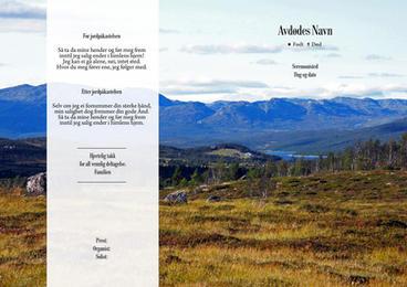 1125 Skog og fjell