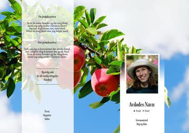 3021 Epler røde