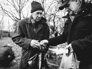 Как организовать помощь бездомным на приходе