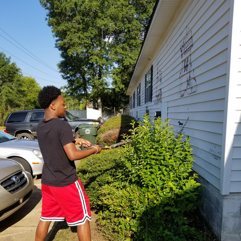 Youth Cleanup Day