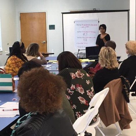 Early Cares Advocacy Training