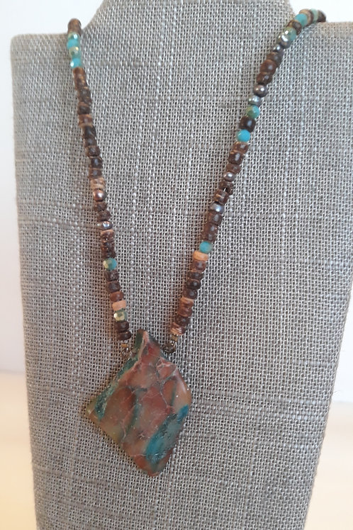 """Discovery"" Handmade Necklace"