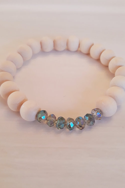 """Placid"" Stretch Bracelet"