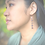 "Thumbnail: ""Ombre Sunset"" Earrings"