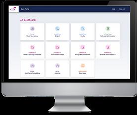 DFS Retail Data Portal