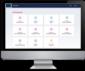centralised data platform and portal