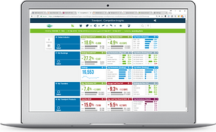 Travelport Competitive Insights