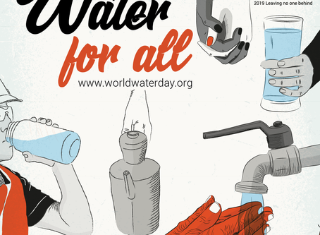 BA support the UN with their Social Media Analytics for World Water Day