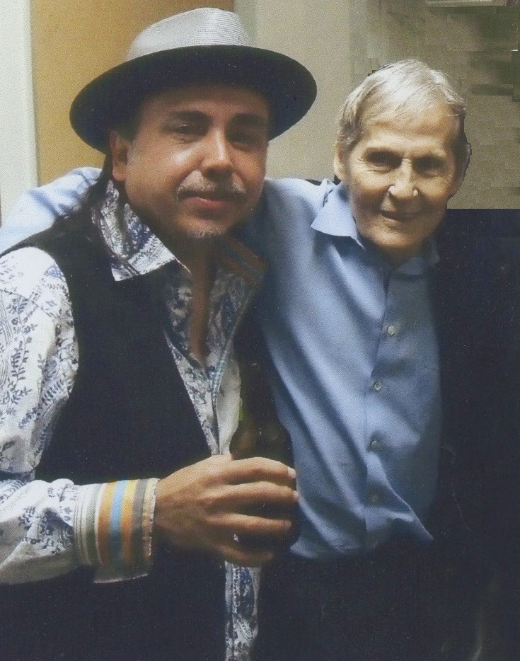 Brian and Levon 1