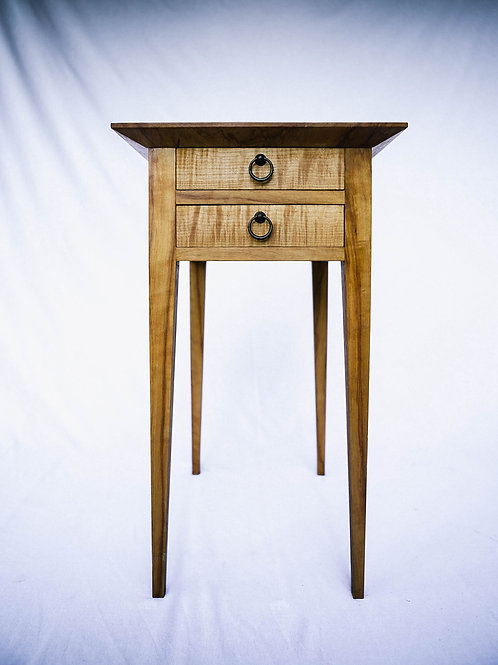 Federal-Style Side Table