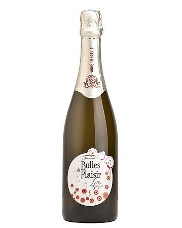 Bouteille Cuvée Bulles de Plaisir – Puy du Maupas