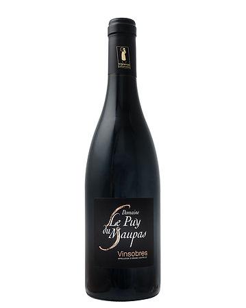 Bouteille Cuvée Vinsobres – Puy du Maupas