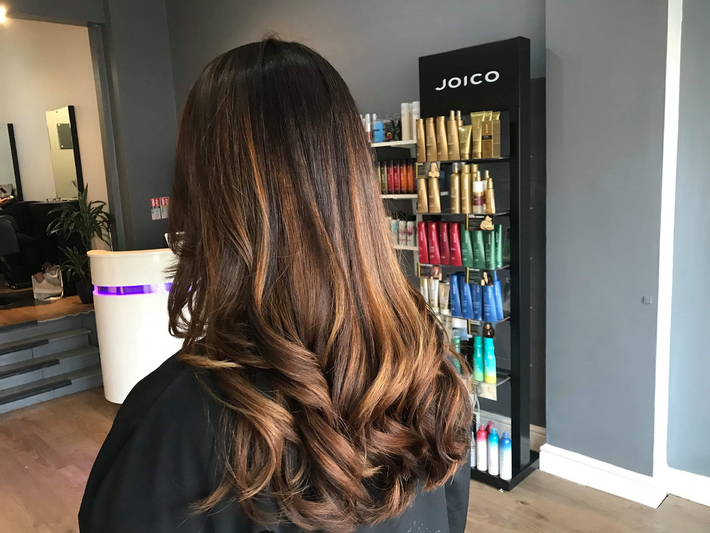 Cambridge Hairdressers | Stunning Balayage