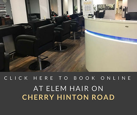 Book Online now at Elem Hair Cherry Hint