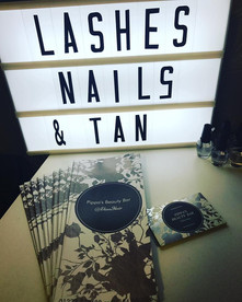 Cambridge Beauty Salon | Lashes, Nails & Tanning