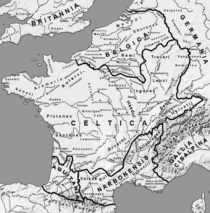 Scandinavians, Burgundians, and Fratricide