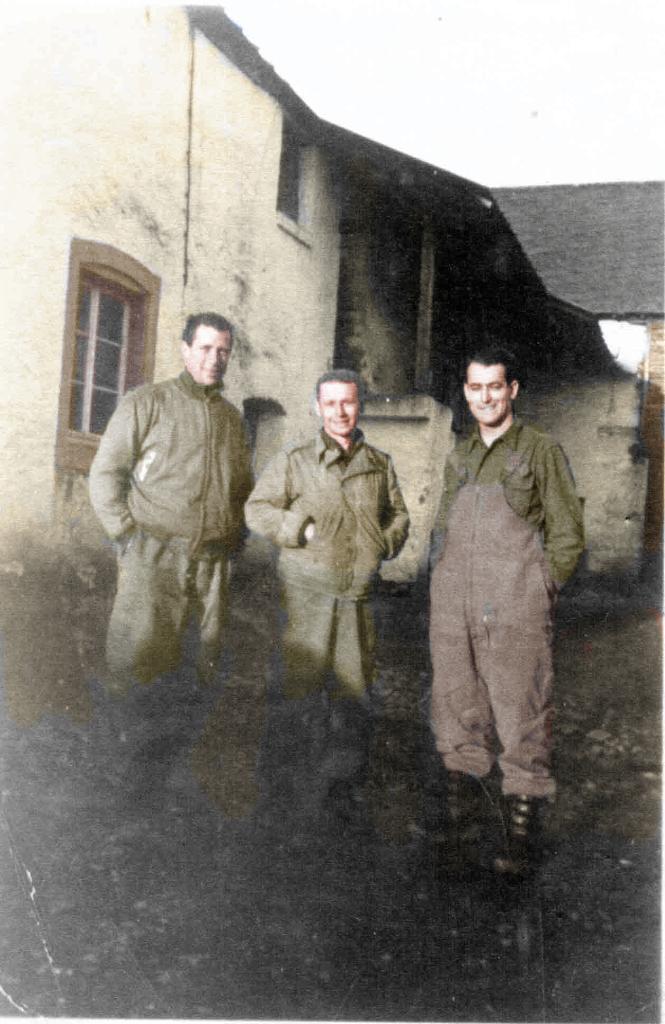 George, Charles & Cletus