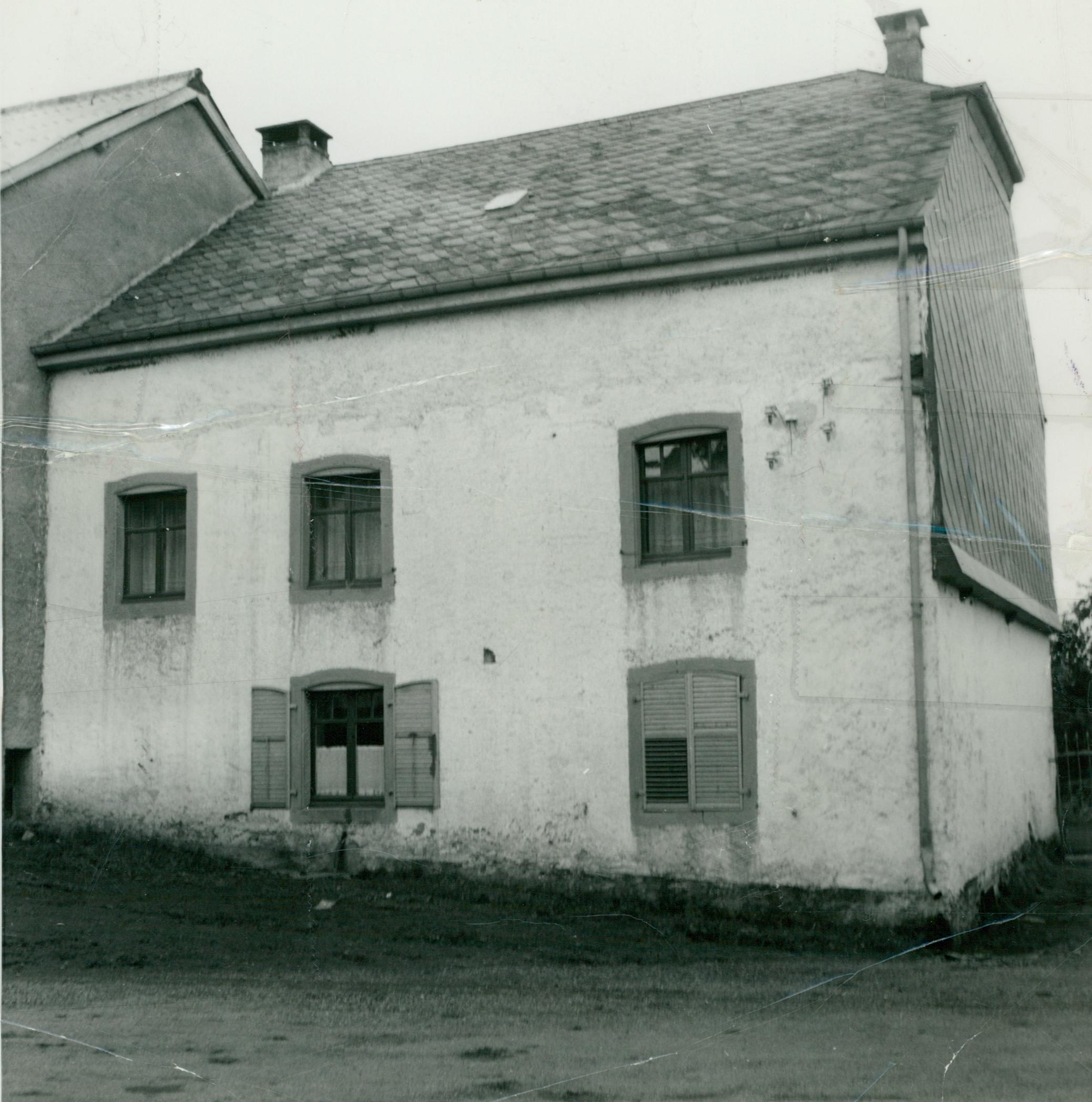 Pletschet house
