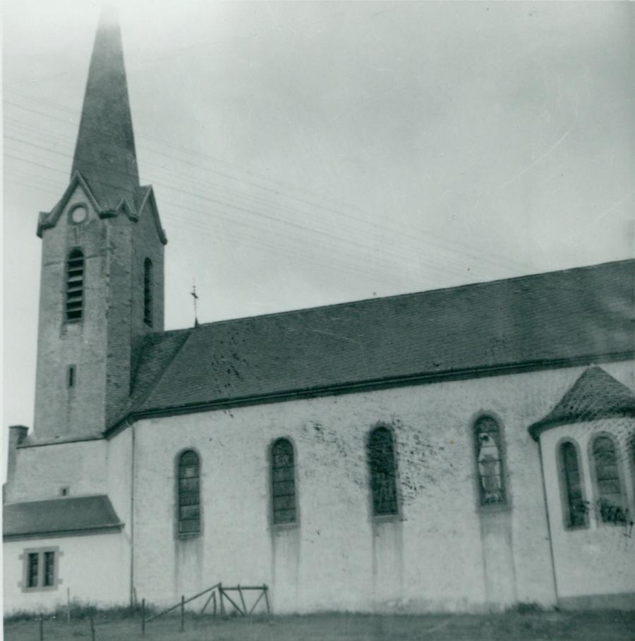 St. Mauritius Eschweiler 1945