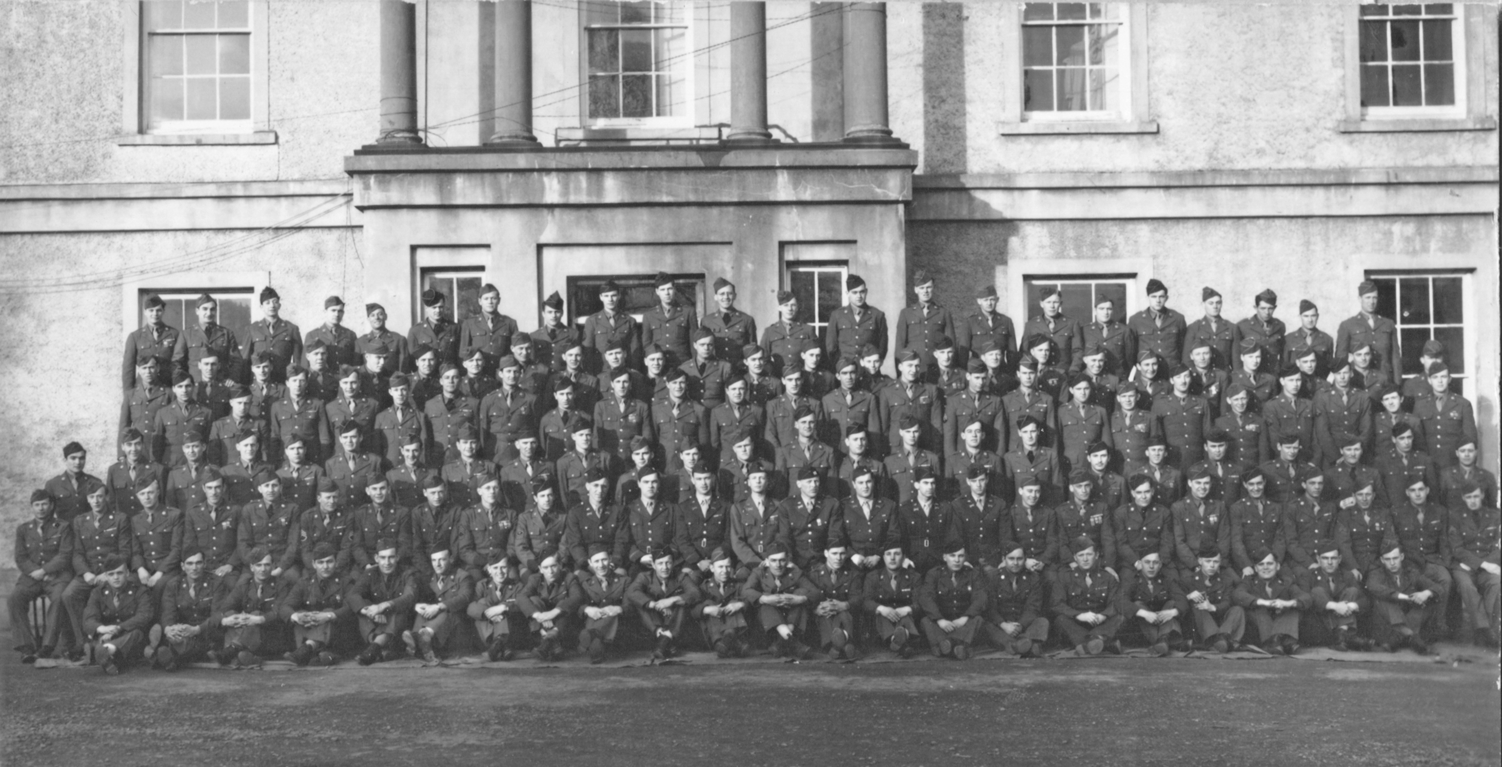 28th Cavalry Recon Troop Wales 1944
