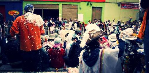 Pasto carnaval