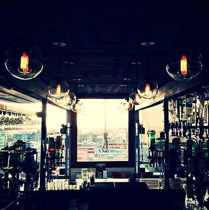 Rooftop bars Bogota