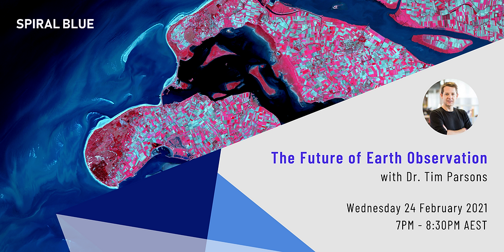 The Future of Earth Observation