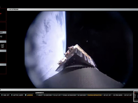 Spiral Blue successfully launches Space Edge Computers into orbit