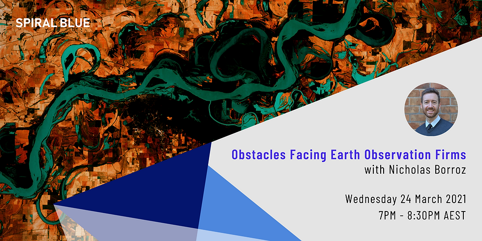 Obstacles Facing Earth Observation Firms