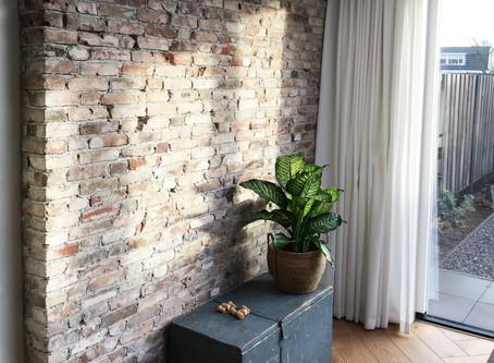 5 redenen voor een muur van échte oude bakstenen | Brick by Brick