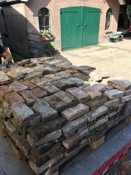 Oude stenen uit Loenen aan de Vecht