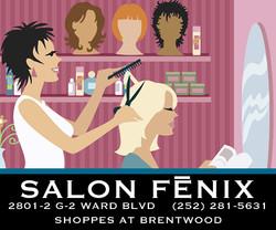 MAX Salon Fenix Large