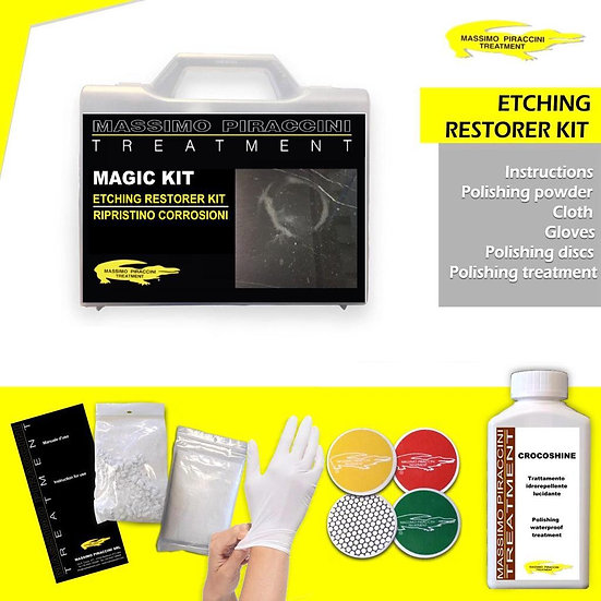 MAGIC KIT - ETCHING RESTORER KIT