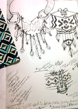 Ideas for Tonica's Custom Necklace
