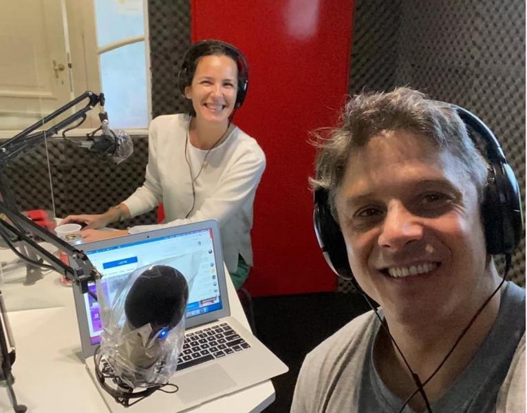 Entrevista Efecto Mariposa radio