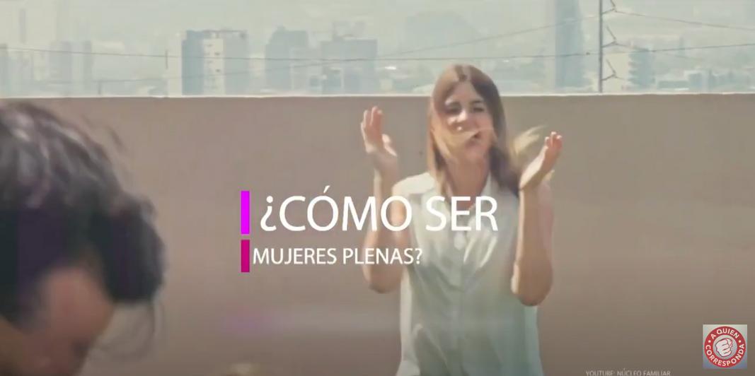 Paulina Amozurrutia da consejos para una #MujerPlena No perfecta pero equilibrada en diferentes áreas