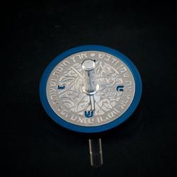 Aluminum Round Dreidle