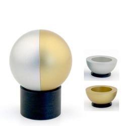 Aluminum Bowl Traveling Candles
