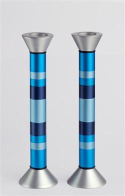 Classical Aluminum Candlesticks