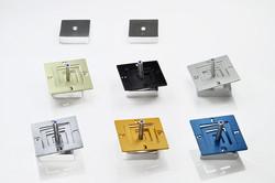 Aluminum Square Dreidle
