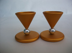 Mini Ball Candlesticks